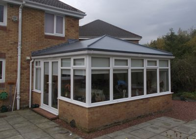 Conservatory Roof in Kilwinning - After
